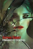 Book cover Fragments EtCicatrices by Sophie Dabat by CathleenTarawhiti