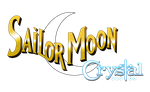 Sailor Moon Crystal DiC logo by Mikey186