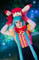 Miku Hatsune~ Vocaloid * Lots of laugh * by SHIcosplay