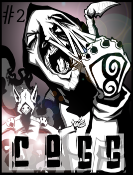 Cogg #2 cover by rlplymale