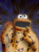Monster Cookie by pollo12321