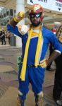 Megacon 2016 Captain Falcon by kingofthedededes73