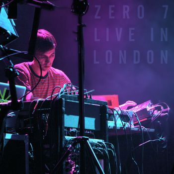 Zero 7 Live in London by ehmjay