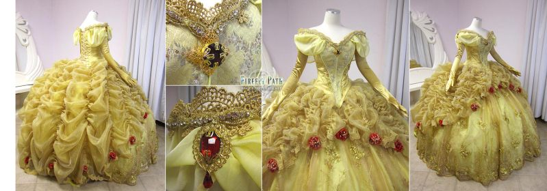 Original Firefly Path Belle Gown by Firefly-Path