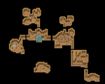 PPG Game - Prologue Dungeon Map by AkuBlossom