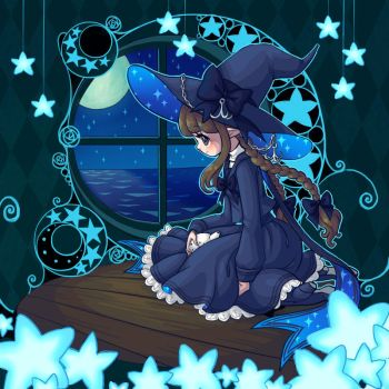 Wadanohara and the Great Blue Sea by Lady-Bullfinch