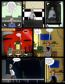 Alfred's Knight Page 12 by clinteast
