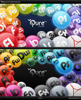 Qure for Adobe Creative Suite by PraX-08