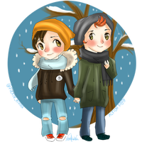 FRERARD~All I Want For Christmas Is You~ by ActionKilljoy