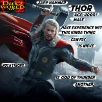 Thor refre4nce by TheCheeseCannibal