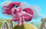 Windy Maned Pinkie