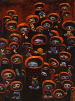 Priests of Preoccupation by jasinski
