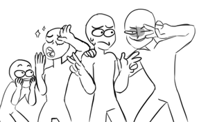 Draw The Squad by TabletPotato