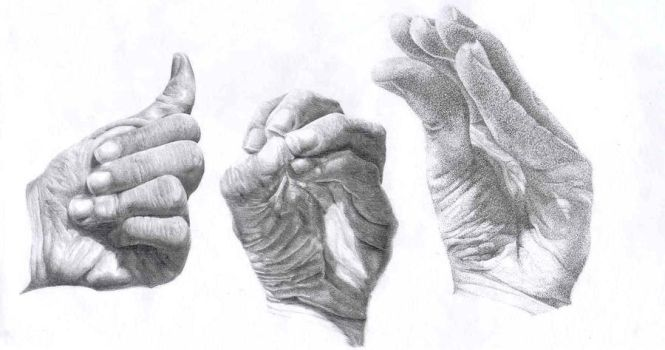 Hands by jiacong