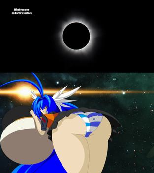 The Xegitoclipse by broku5000
