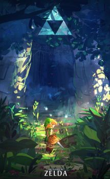 enter the lost woods by spiridt