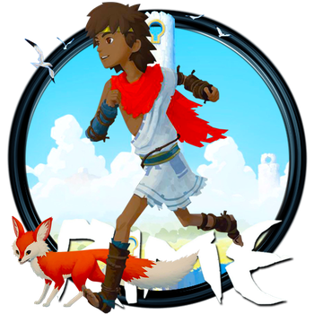 Rime Dock Icon by OutlawNinja