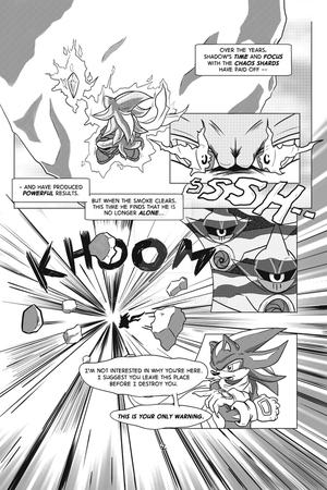 MMG: Issue #2 Page-2 by negathus