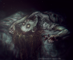 The Drowned Man by cinemamind