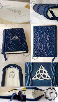 Elven Book by Danybuffy