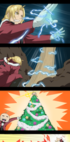 Ed, that's not how you design a Christmas tree by darthfilart