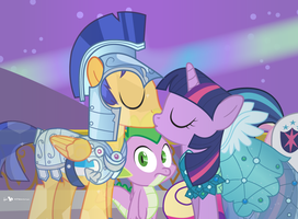 Under The Skylights by dm29