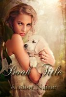My sweet puppy bookcover by KalosysArt