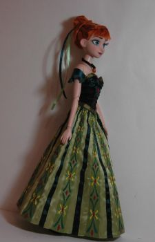 Anna  doll ooak by VizZza