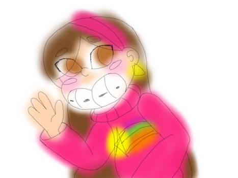Blurry Mabel by exile-invader-Jetta