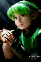 TZP: Saria The Sage of Forest by Adella