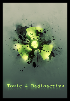 Toxic_Radioactive VECTOR ART by PdL666