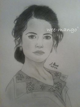 Fancast: Carla Gugino as Snow White (Completed) by wee-mango