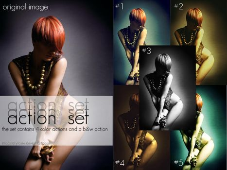 Action Set 1 by AndreeaRosse