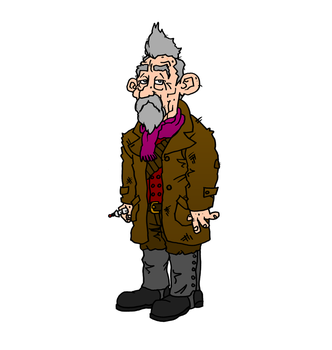 The War Doctor by tard15