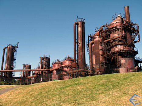 Gasworks by eriklectric