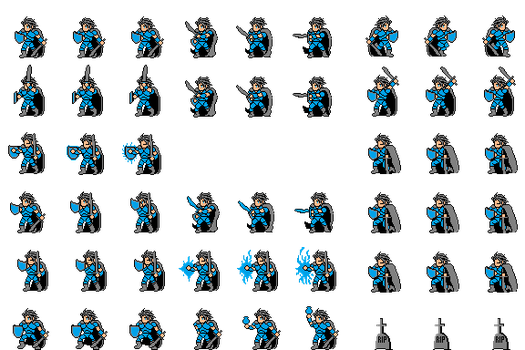 36 Bit Rpg Sprites – Quotes of the Day
