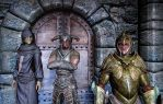 Faendal and dead thralls by swept-wing-racer