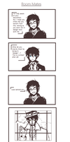 Room Mates - Ao No Exorcist by Iya-Insanity