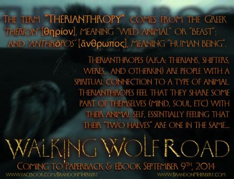 Walking Wolf Road - Therianthropy by Neo-Moon