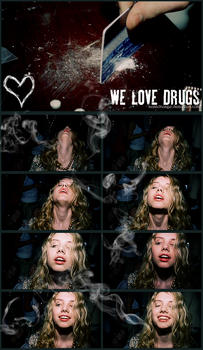 skins: we love drugs by mamtonaMP8