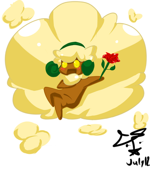 Whimsicott For you! by VicetheWolf