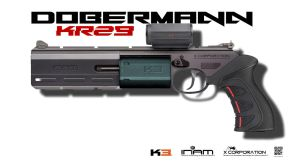 KR29 Dobermann by AdamJensen27
