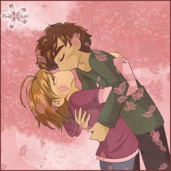 Heated Kiss - COLORS by Sakura-Syaoran-Club