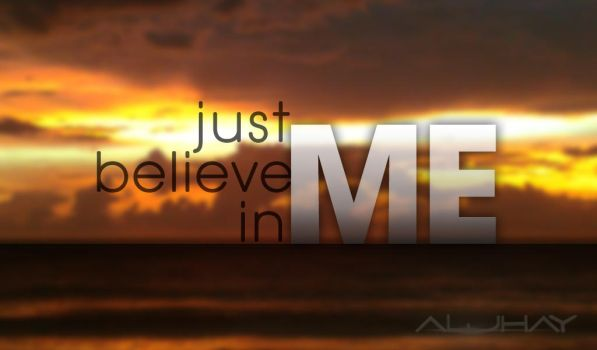 just-believe--wallpaper---HD---aljhay-gregorio by aljhay1622