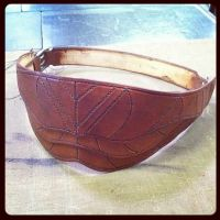 Assassins Creed Altair's belt by MerrillsLeather