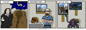 Paleontologists extended by yoult