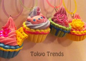 Cupcake necklace2 by Tokyo-Trends