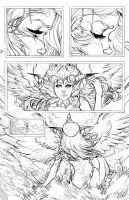 The Secret Life of Crows Page 7 by ToolKitten