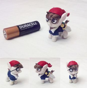 Pip Sculpture by IllusionTree