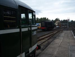 Diesel converses with D5862 by rh281285